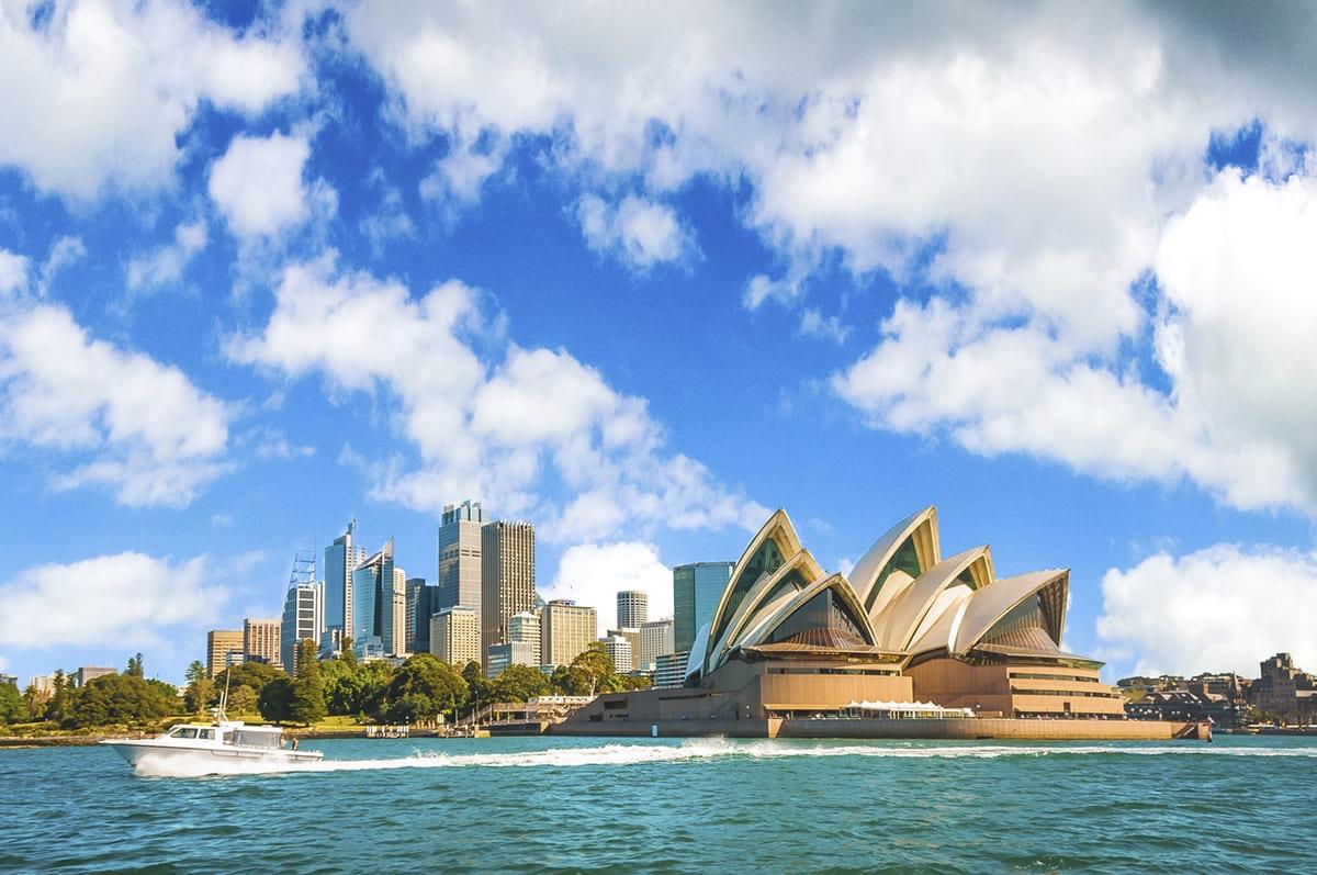 ออสเตรเลีย 航空券