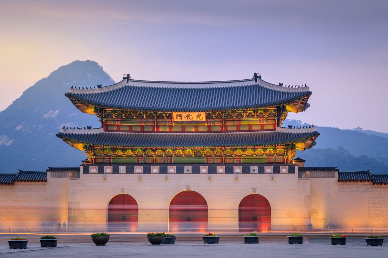 เกาหลีใต้ 航空券